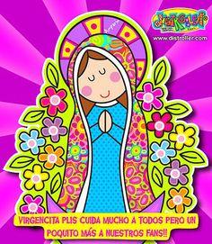 Virgencita primera comunión gif - Imagui