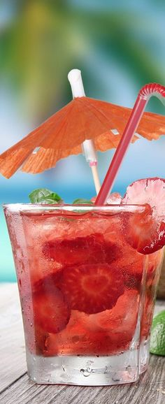 summer refreshment #Cocktails #summer #drinks