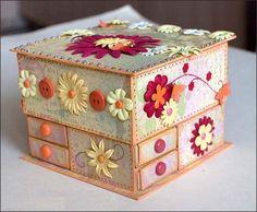 Đừng vội vứt những chiếc hộp diêm cũ ở nhà đi bạn nhé!