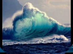Waves Sound 1 hour without music only the natural sound of the sea - YouTube Summer Nature Photography, Waves Photography, Beauty Photography, Photography Lighting, Water Waves, Sea Waves, Water Surfing, Ocean Pictures, Crashing Waves
