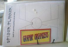 A must for inquiry - a BIG pocket of graphic organizers