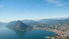 Kleiner Berg mit grosser Aussicht, Lugano