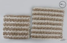 Free Crochet Pattern for the Best Dishcloth Ever by Rescued Paw Designs