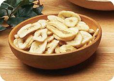 Dehydrated Banana Chips Recipe