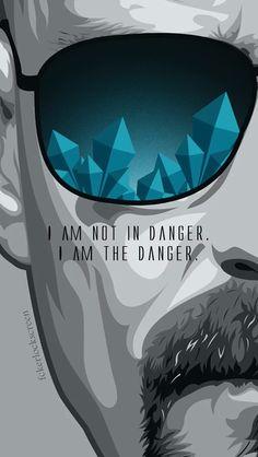 Breaking Bad Fan Art / Heisenberg on Behance Breaking Bad Poster, Breaking Bad Art, Bad Fan Art, Walter White, Film Serie, Order Prints, Tv Series, Fine Art, Art Prints