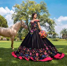 Mexican Theme Dresses, Quince Dresses Mexican, Ball Gown Dresses, 15 Dresses, Vestido Charro, Mexican Quinceanera Dresses, Traditional Mexican Dress, Ball Gowns Evening, Sweet 16 Dresses