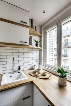 A 38m² Apartment in Paris