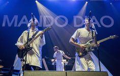 Mando Diao  - BIME Live 2014
