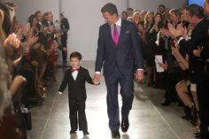 Manziel trades scrambles for catwalk in charitable effort - Houston Chronicle