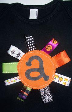 Thinking bout making ribbon shirts for holidays:)