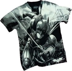 f57a94cf Batman! 30 awesome t-shirts designs to tranform you into the Dark Knight -