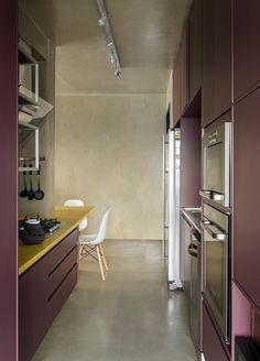 Loft Vila Leopoldina by Diego Revollo Arquitetura