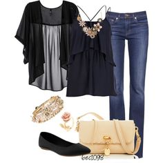 """""""Untitled #614"""" by bec1098 on Polyvore"""