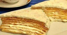 Удивительно вкусное лакомство, торт готовится из заварного теста и крема, имеет чудесный аромат и уникальный вкус – он просто тает во рту.