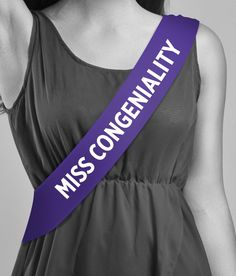 What Would Your Pageant Title Actually Be?? Miss Congeniality!! Haha