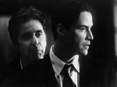 Al Pacino and Keane Reaves The Devil's Advocate (1997)
