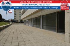 BAIXA DE PREÇO - Excelente loja à Boavista AGORA €150.000, antes €160.000 http://www.remax.pt/123551032-158 Comigo Está Vendido! Ana Rio : 963 717 081 : ario@remax.pt