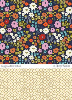 Longwood Pattern Collection