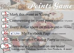 pampered chef facebook party games - https://www.pamperedchef.com/pws/kimpierce