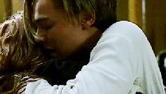 #gif_of_leo Leonardo DiCaprio While young as Jack Dawson