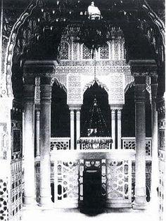 Palacio Xifre, estaba enfrente del museo del Prado. El patio. Situado frente al Museo del Prado, haciendo esquina a la calle Lope de Vega, se trata de uno de los ejemplos más representativos de los magníficos palacios construidos en Madrid por la nueva nobleza financiera de la segunda mitad del siglo XIX.