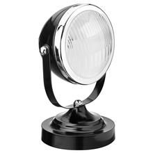 Canada's Best Furniture & Home Decor Store Black Table Lamps, Lamp Table, Table Desk, Bouclair Home, Car Headlights, Daughters Room, Under The Lights, Industrial Lighting, Industrial Loft