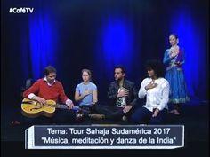 CAFE TV, SAHAJA YOGA ECUADOR, MUSICA, MEDITACION Y DANZA CLASICA DE LA I...