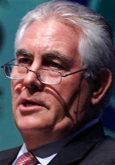 "ExxonMobil CEO assailed for claims on climate change - publicly admits global warming is happening. The ""debate"" in the US is finally over. Thanks ExxonMobil. Now what are you going to do about it?"