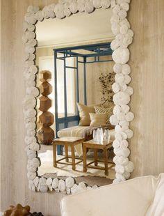 This mirror!!! via desire to inspire - PhilpottsInteriors