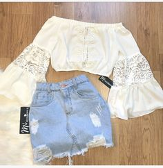 Teenage Girl Outfits, Girls Fashion Clothes, Teen Fashion Outfits, Teenager Outfits, Outfits For Teens, Girl Fashion, Latest Outfits, Kpop Outfits, Girly Outfits