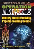 Operation Mindazzle: Military Remote Viewing Psychic Training Course [DVD] [English]