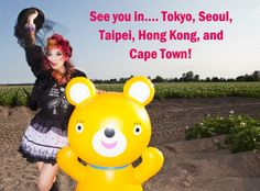La Carmina is off to Asia: Tokyo, Hong Kong, Taipei and Seoul! Plus CAPE TOWN, South Africa on a travel blogger individual press trip / FAM. See the full news - http://www.lacarmina.com/blog/2014/06/cape-town-south-africa-blogger-press-trip/