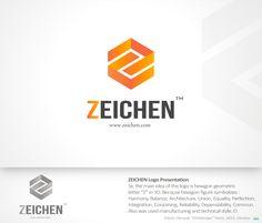 Z logo concept on Behance