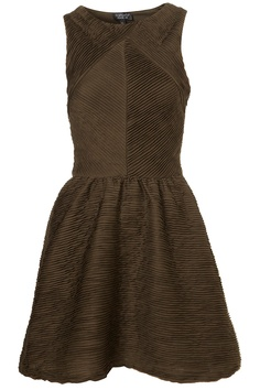 Textured Pleat Tunic - Dresses & Rompers - Sale - Sale & Offers - Topshop USA