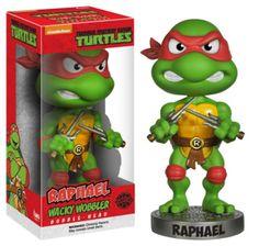 AGOSTO LLEGA YA!!!! Teenage Mutant Ninja Turtles Wacky Wobblers - TMNT