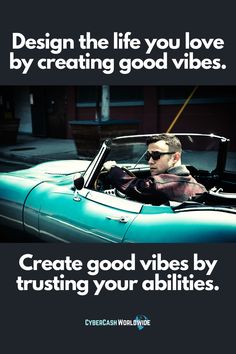 Design the life you love by creating good vibes. Create good vibes by trusting your abilities. YOU CAN. 📸 #josephgordonlevitt #successstory #quotelife #mindsetiseverything #love #happiness #behappy #lifeismagical #genuine #bemotivated #lifeisbeautiful #successdriven #quotestoinspire #millionairemotivation #youcandoit #keepgoing #lifejourney #motivationeveryday #winners #richlife #newweeknewstart #inwardjourney #successmindset #beautifulworld Success Mindset, Success Quotes, Life Quotes, Billionaire Sayings, Rich Life, New Week, The Life, Trust Yourself, Good Vibes