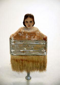 fourfancy: Un artista particolare - Rebecca Szeto