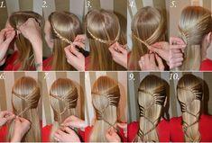 Beautiful Snake Hairstyle Tutorial | UsefulDIY.com Follow Us on Facebook ==> http://www.facebook.com/UsefulDiy