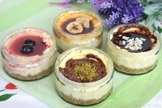cheesecake con microonde