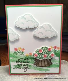 "Stampin Sunshine: Sprinkles of Life - Stampin' Up Ronald McDonald Stamp Set"" and t"