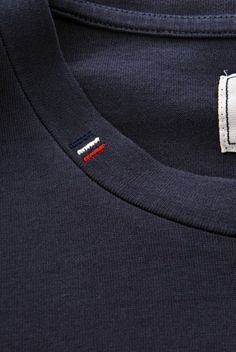 Moncler Logo Print Crew Neck T-Shirt Embroidery idea Moncler, T Shirt Logo Design, Shirt Designs, Designer Clothes For Men, Designer Clothing, Room Designer, Chanel Designer, Logos, Clothing Logo