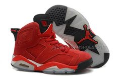 http://www.kidsjordanshoes.com/jordan-brand-trainers-for-girls-air-retro-6-red-with-black-and-w.html Only$67.00 JORDAN BRAND TRAINERS FOR GIRLS AIR RETRO 6 RED WITH BLACK AND W Free Shipping!