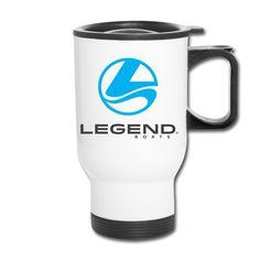 LEGEND TRAVEL MUG Travel Mug | Legend Boats Apparel