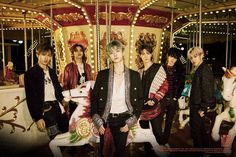 comeback on 💓 with title track riding! Nct 127, Hue, Nct Dream Members, Johnny Seo, Fandom, Jisung Nct, Photo Grouping, Huang Renjun, Na Jaemin