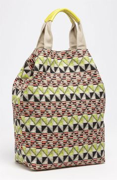 Echo 'Tribal North South' Tote available at #Nordstrom