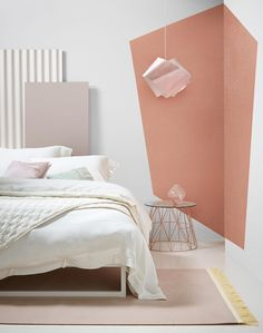Colour blocking isn't just a fashion trend! From contrasting colour schemes to geometric panels, we've rounded up five standout spaces that will inspire you to update your home with colour blocking. Modern Room, Modern Decor, Pastel Design, Colour Blocking Interior, Color Blocking, My New Room, Color Trends, Colour Schemes, Interior Design