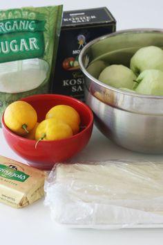 Jill Dupleix Apple Cake