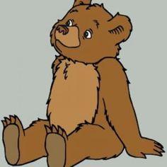 Kristin Fairlie is the voice of Little Bear