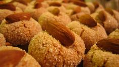 Italian Almond Cookies    Come fare i biscotti quaresimali