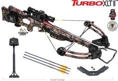 Turbo XLT II crossbow #TenPoint #Crossbows #Archery